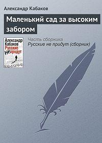 Александр Кабаков -Маленький сад за высоким забором