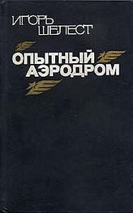 Игорь Шелест -Опытный аэродром: Волшебство моего ремесла.