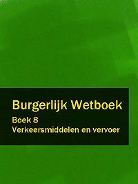 Nederland - Burgerlijk Wetboek boek 8