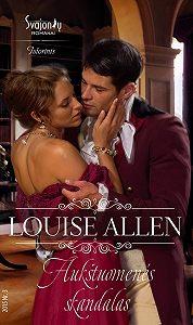 Louise Allen -Aukštuomenės skandalas