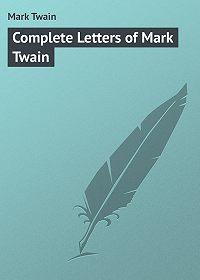 Mark Twain -Complete Letters of Mark Twain