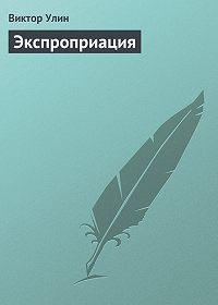 Виктор Улин -Экспроприация