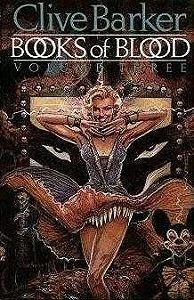 Клайв Баркер -Книга крови 3