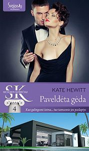 Kate Hewitt -Paveldėta gėda
