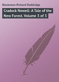 Richard Blackmore -Cradock Nowell: A Tale of the New Forest. Volume 3 of 3