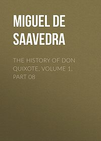 Miguel Cervantes -The History of Don Quixote, Volume 1, Part 08