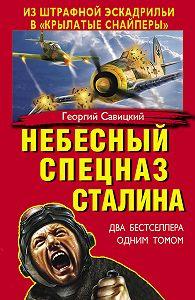 Георгий Савицкий -Небесный спецназ Сталина. Из штрафной эскадрильи в «крылатые снайперы» (сборник)