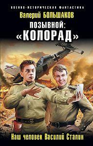 Валерий Большаков -Позывной: «Колорад». Наш человек Василий Сталин
