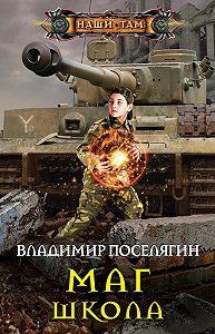 Владимир Поселягин -Маг. Школа