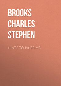Charles Brooks -Hints to Pilgrims