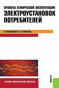 Светлана Бодрухина -Правила технической эксплуатации электроустановок потребителей в вопросах и ответах