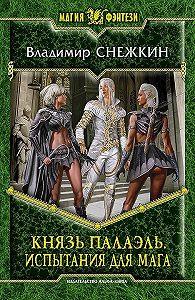 Владимир Снежкин -Князь Палаэль. Испытания для мага