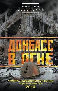 Виктор Северский -Донбасс в огне. Хроника необъявленной войны. Апрель – сентябрь 2014