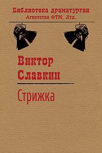 Виктор Иосифович Славкин -Стрижка