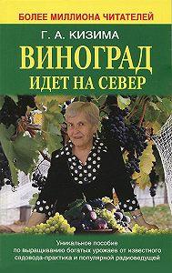 Галина Кизима -Виноград идет на Север