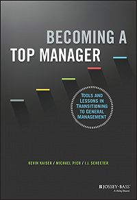 Kevin Kaiser -Becoming A Top Manager