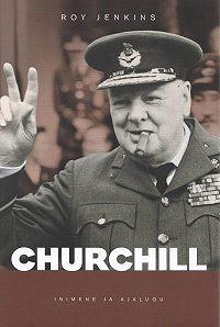 Roy Jenkins -Churchill