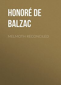 Honoré de -Melmoth Reconciled