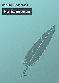 Василий Водовозов -На Балканах