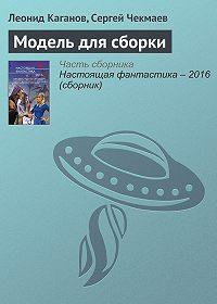 Сергей Чекмаев -Модель для сборки