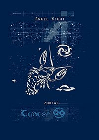 Angel Wight -Cancer. Zodiac