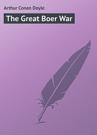 Arthur Conan Doyle -The Great Boer War