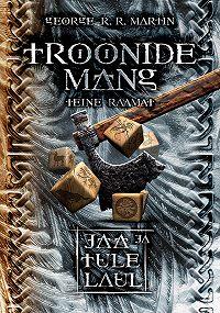 George Martin -Troonide mäng. II raamat