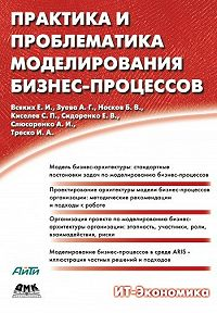 Е. В. Сидоренко -Практика и проблематика моделирования бизнес-процессов