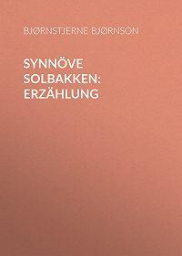 Bjørnstjerne Bjørnson -Synnöve Solbakken: Erzählung