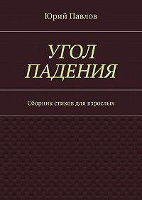 Юрий Павлов -Угол падения. Сборник стихов для взрослых