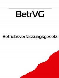 Deutschland - BetrVG – Betriebsverfassungsgesetz
