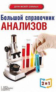 Андрей Пенделя - Большой справочник анализов