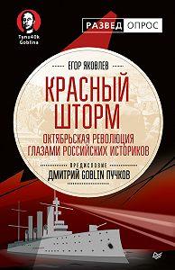 Дмитрий Пучков -Красный шторм. Октябрьская революция глазами российских историков