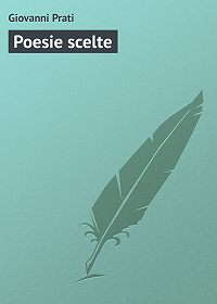 Giovanni Prati - Poesie scelte