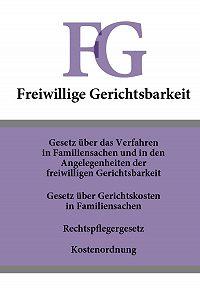 Deutschland -Freiwillige Gerichtsbarkeit – FG