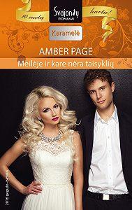 Amber Page -Meilėje ir kare nėra taisyklių