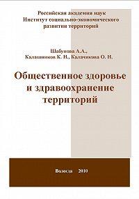 А. А. Шабунова -Общественное здоровье и здравоохранение территорий