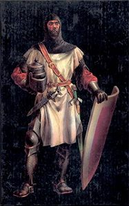 Октавиан Стампас -Рыцарь Христа