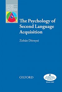 Zoltan Dornyei -The Psychology of Second Language Acquisition
