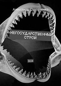 Александр Степаненко -Негосударственный строй