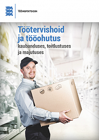 Rein Reisberg -Töötervishoid ja tööohutus kaubanduses, toitlustuses ja majutuses