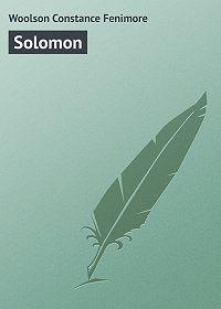 Constance Woolson -Solomon