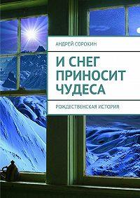 Литагент «Ридеро», Андрей Сорокин - Иснег приносит чудеса