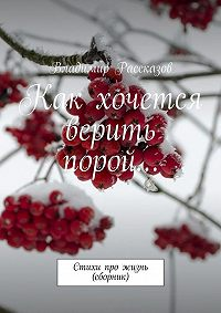 Владимир Рассказов -Как хочется верить порой… Стихи про жизнь (сборник)