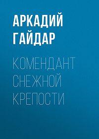 Аркадий Гайдар -Комендант снежной крепости