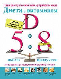 Алиса Боумен -Диета с витамином D: план быстрого сжигания «упрямого» жира»