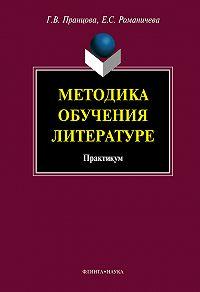 Е. С. Романичева, Г. В. Пранцова - Методика обучения литературе: практикум