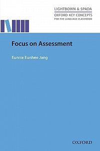 Eunice Jang -Focus on Assessment