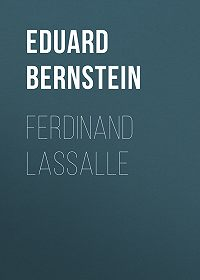 Eduard Bernstein -Ferdinand Lassalle