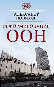 Александр Новиков -Реформирование ООН